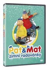 Pat a Mat: Zimní radovánky - DVD