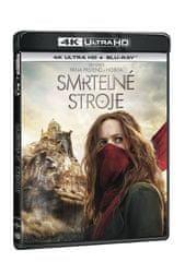 Smrtelné stroje (2 disky) - Blu-ray + 4K Ultra HD