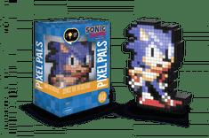 Pixel Pals svetilka Sonic the Hedgehog