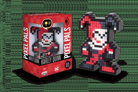 Pixel Pals svjetiljka DC Comics, Harley Quinn