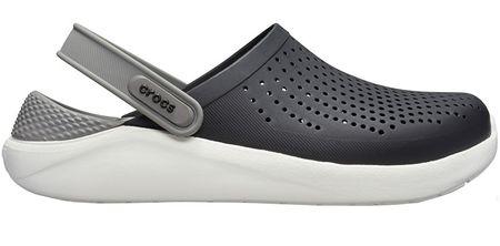 Crocs Slippers Lite rRide Clog Black / Dym 204592-05M (rozmiar 38-39)