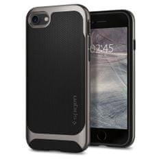 Spigen Ochranný kryt Neo Hybrid Herringbone pro Apple iPhone 8 / 7, metalický 054CS22197