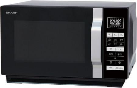 Sharp kuchenka mikrofalowa R 360BK