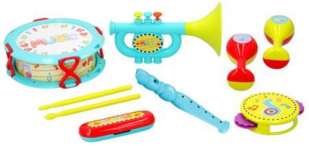 Let's play Az első hangszereim - 9 db