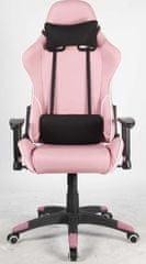 Hyle Uredski stolac Racing Pro K-8950, rozi