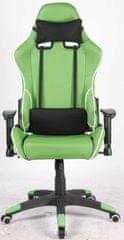 Hyle pisarniški stol Racing Pro K-8960, zelen