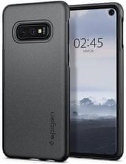 Spigen Ochranný kryt Thin Fit pro Samsung Galaxy S10e, šedý 609CS25830
