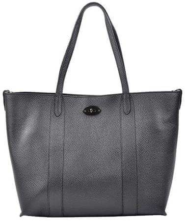Carla Ferreri Női bőr táska AW19CF1328 Nero