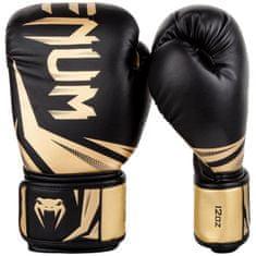 """VENUM Boxerské rukavice """"Challenger 3.0"""", čierna/zlatá 10oz"""