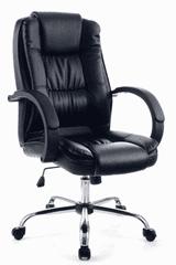 Hyle uredska stolica VRT HY-8318H, crna