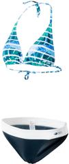 AquaWave dvodijelni kupaći kostim Aniba