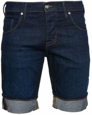 Mustang moške kratke hlače 5-Pocket, 33/30, temno modre