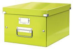 Škatuľa CLICK & STORE WOW strednej archivačné, zelená
