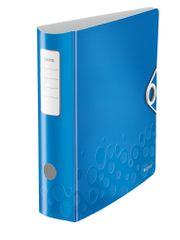 Leitz Mobilní pořadač 180° ACTIVE WOW A4 8,2 cm metalicky modrý