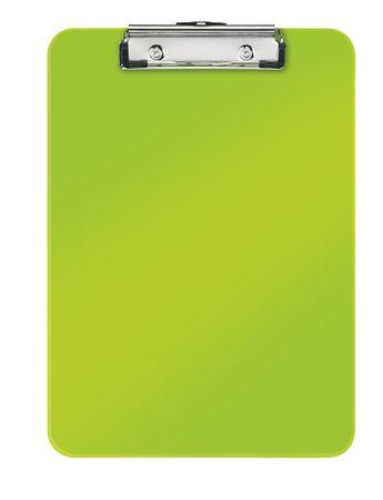 Leitz Podložka na psaní WOW metalicky zelená