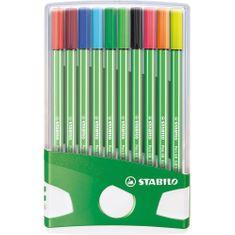 Stabilo Popisovač Pen 68 20 barev Green Edition ColorParade