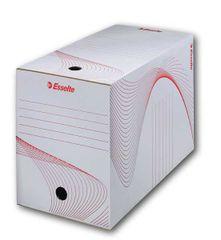 Esselte Krabice archivační bílá 200 mm