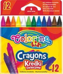 Colorino Pastelky voskové 12 barev