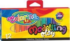 Plastelína Colorino 12 farieb