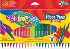 Popisovač 24 farieb Colorino Kids