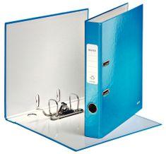 Leitz Pořadač pákový 180° WOW A4 5 cm modrý