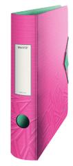 LEITZ Mobilný zoraďovač 180 ° Urban Chic A4 6,5 cm ružový