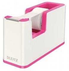 Leitz Odvíječ lepicí pásky WOW růžový/bílý