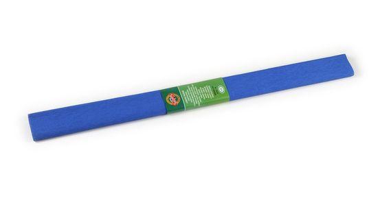 KOH-I-NOOR Papier krepový modrý strednej č.15