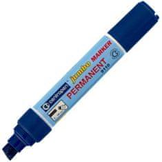 Centropen Značkovač 9110 Permanent Jumbo modrý