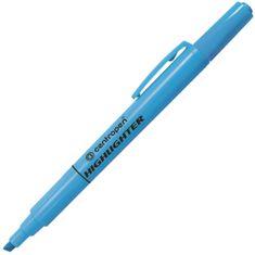 Centropen Zvýrazňovač 8722 ERGO modrý