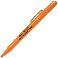 Centropen Zvýrazňovač 8722 ERGO oranžový