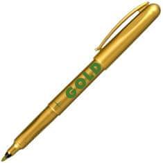 Centropen Značkovač 2670 zlatý 1 mm