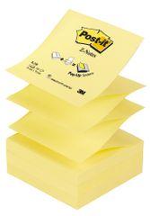 """Post-It Blok samolepicí 76 x 76 mm typ """"Z"""" žlutý"""