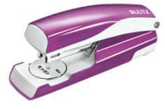 LEITZ Zošívač NeXXt 5502 WOW purpurový 30 listov
