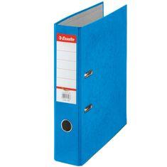 Pořadač pákový papírový Rainbow A4 7,5 cm modrý