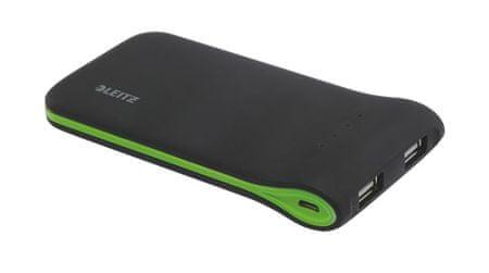 Leitz Přenosná USB nabíječka Complete černá