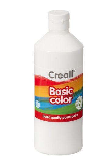 Creall Farba temperová 0,5 l biela