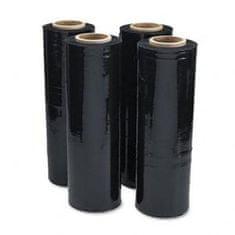Fólia stretch ručná šírky 50 cm / 140 m / 2 kg čierna