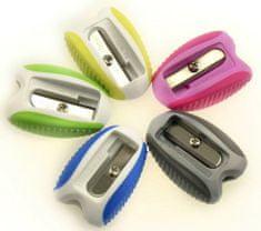 Ořezávátko plastové Y-Plus Speeder 1 otvor mix barev