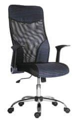 Antares Kancelářská židle Georgetown modrá