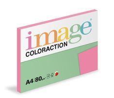 Image Papier kopírovací Coloraction A4 80 g ružová reflexná 100 hárkov