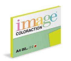 Image Papier kopírovací Coloraction A4 80 g zelená reflexná 100 hárkov