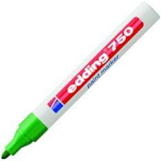 Edding Značkovač 750 zelený lakový