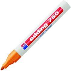 Edding Značkovač 750 oranžový lakový