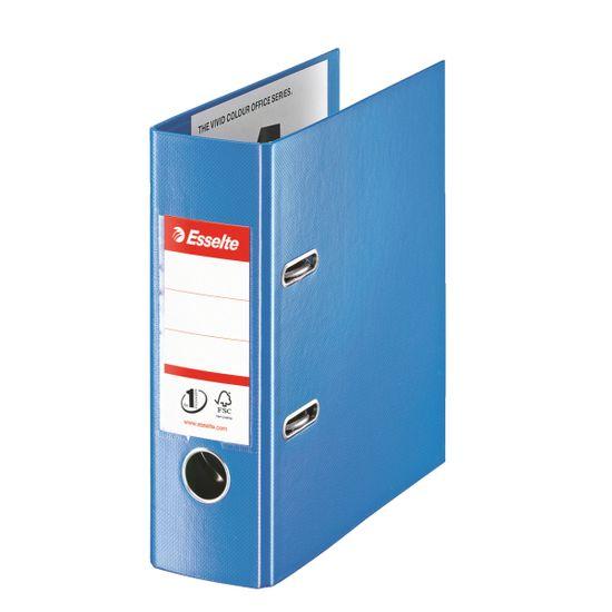 Esselte Zakladač pákový No.1 POWER Vivid A5 7,5 cm modrý