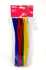 Apli Modelovací drátky barevný mix/50 ks