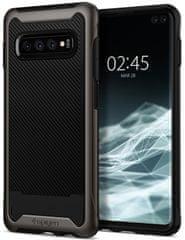 Spigen Ochranný kryt Hybrid NX pro Samsung Galaxy S10 Plus, metalický 606CS25657