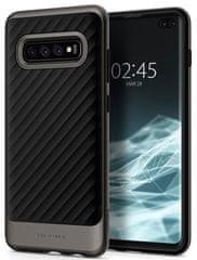 Spigen Ochranný kryt Neo Hybrid pro Samsung Galaxy S10 Plus, metalický 606CS25774