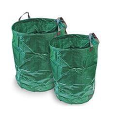 Happy Green kosz ogrodowy składany 270 l, zielony