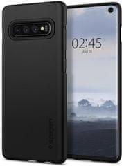Spigen Ochranný kryt Thin Fit pro Samsung Galaxy S10, černý 605CS25791